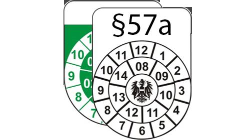 Online Terminvergabe für die §57a-Begutachtung