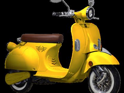 EFO - EV 2000 Elektro-Roller