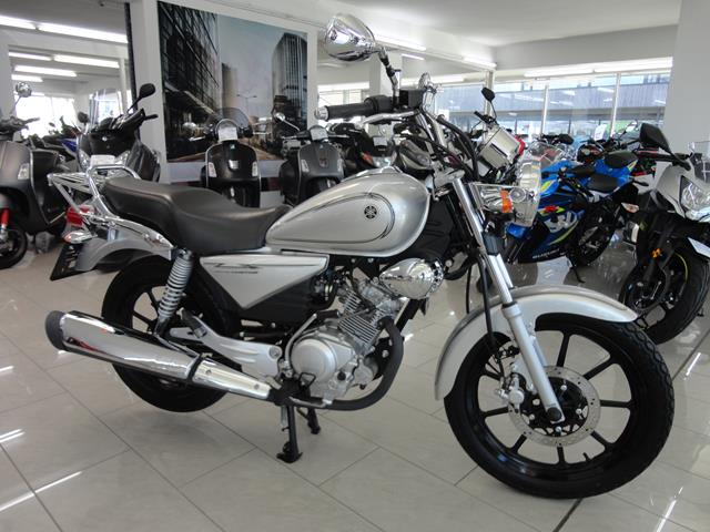 YAMAHA Custom 125