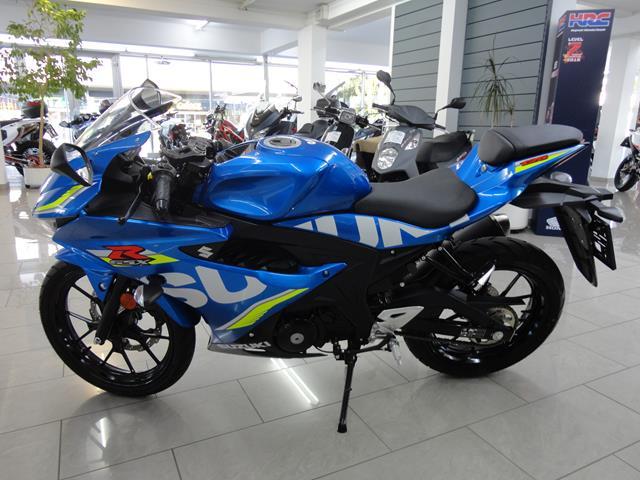 SUZUKI GSX R125