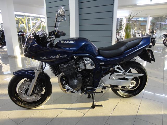 SUZUKI GSF 1200 SA