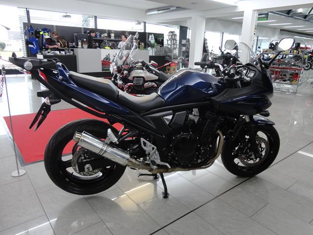SUZUKI GSF 650S