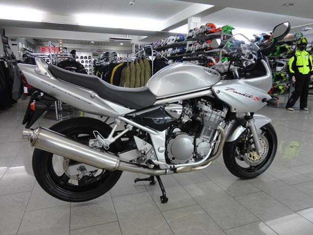 SUZUKI GSF 600 S