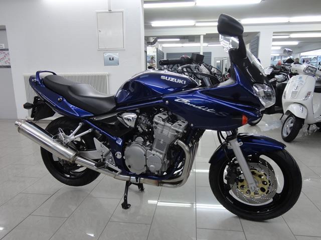 SUZUKI GSF600 S