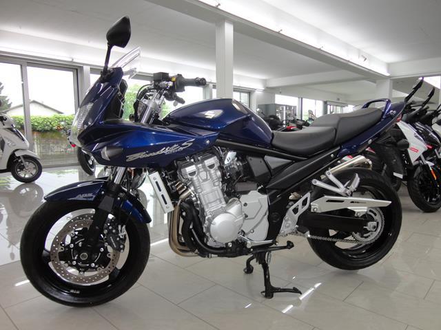 SUZUKI GSF 1250 S