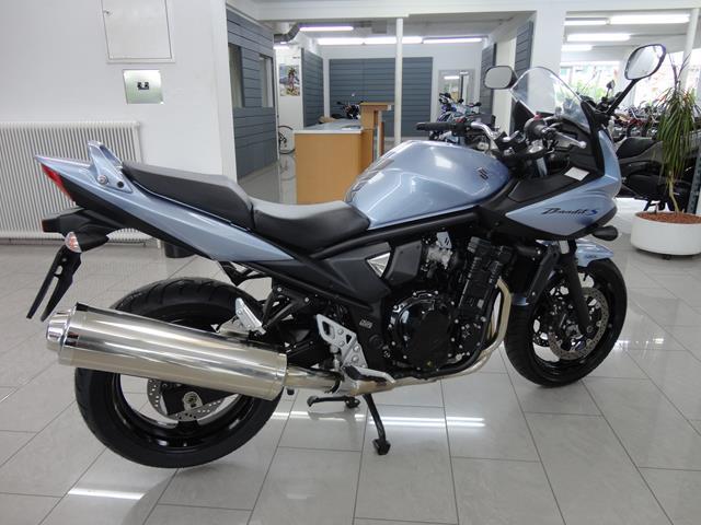 SUZUKI GSF 650 S