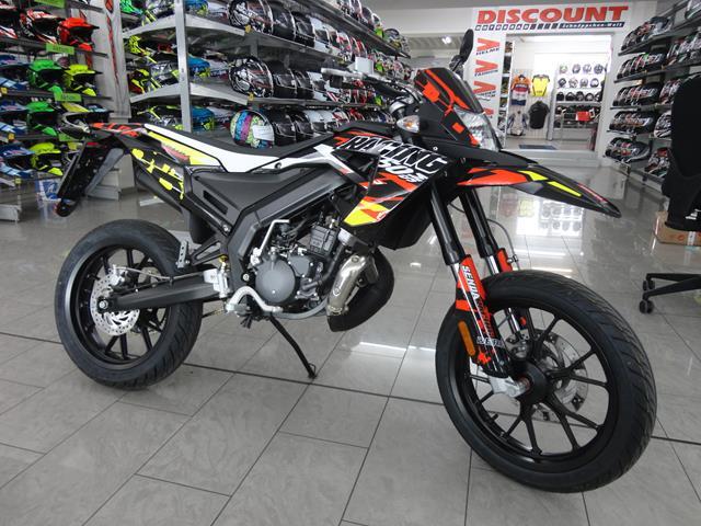 DERBI Senda DRD Racing SM